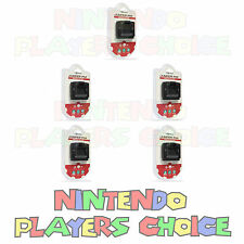 Jumper Pak Pack for Nintendo 64 Booster N64 Console Ram WHOLESALE LOT 5X NEW