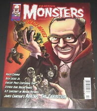 Famous Monsters #1 Special Issue Imagi-Movies Ackerman!