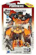TRANSFORMERS GENERATION DELUXE FIGURE 30TH ANNIVERSARY DECEPTICON JHIAXUS
