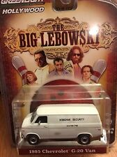 Greenlight  HOLLYWOOD The Big Lebowski  1985 Chevrolet G-20 Van.