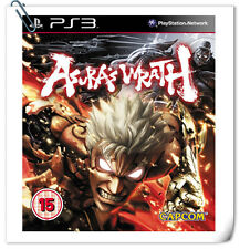 PS3 Asura's Wrath SONY PlayStation Action Adventure Capcom