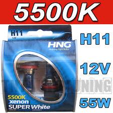 2 Ampoule Anti Brouillard H11 100W Xenon Correspondance Audi A4 B6 B7 B8 2000-12