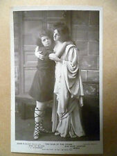 Theatre Actors Postcard: IVV MILLAIS & MARIE LEONHARD- The Sing of the Cross