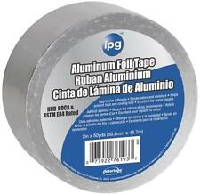 "NEW INTERTAPE 99605 2"" X 50 YARD ALUMINUM FOIL TAPE 3 MIL FOR HVAC 6734719"