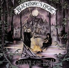 Blackmore 's Night-Shadow of the Moon/Ritche Blackmore CD 1997