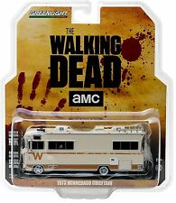 1:64 GreenLight *AMC THE WALKING DEAD* 1973 Winnebago Chieftan RV Camper *NIP*