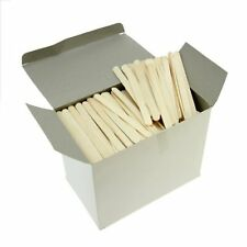 Creation Station 115 x 11 mm Lollipop Sticks, Pack of 1000, Natural CT3771