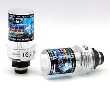2x D2S HID Xenon Brenner Birne Birnen Lampe Leuchte Licht 8000K 35W Scheinwerfer