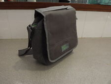 Tupperware insulated lunch satchel bag grey - mens