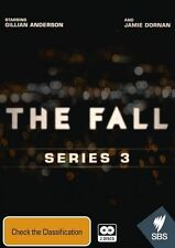 The Fall - Series 3 NEW R4 DVD