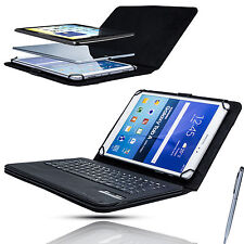 Smart Cover Bluetooth Tastatur Schutz Hülle Keyboard Samsung Galaxy Tab S2 9.7