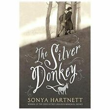 The Silver Donkey by Sonya Hartnett (2014, Paperback)