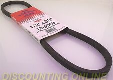 QUALITY BELT COMPATIBLE WITH MURRAY SNOW THROWER  581264, 581264MA BLOWER