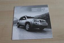 123679) Nissan X-Trail - Preise & tech. Daten & Ausstattungen - Prospekt 06/2007
