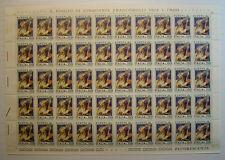 1975 ITALIA  150 lire  Europa   foglio intero MNH**