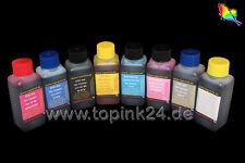8 100 ink inchiostro per Canon Pixma Pro 100 S CLI 42 BK K C M Y PC PM GY GY bci-43