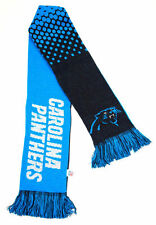 Forever Collectibles Carolina Panthers Fade NFL Scarf