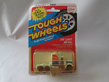 1981 Kidco Tough Wheels 1/100 Rainbow Rider Rig Semi Truck #11600-7 Macao NOC