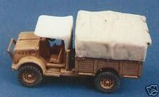1/76th WWII British Bedford MWD 15cwt GS Truck Wee Friends WV76012 unpainted