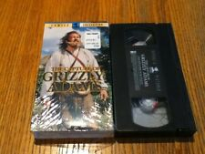 THE CAPTURE OF GRIZZLY ADAMS [VHS] Video