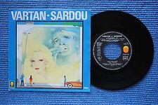 S. VARTAN & M. SARDOU / SP TREMA RCA V.S.1 / Verso 1 - Label 1 / 1983 ( F )