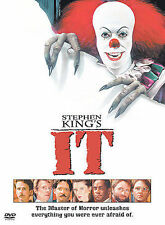 It (by Stephen King) (DVD, 2002) Harry Anderson