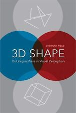 3D Shape: Its Unique Place in Visual Perception, , Pizlo, Zygmunt, New, 2010-08-