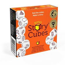 Rory's Story Cubes Original - Imaginative Storytelling - Family Dice Game