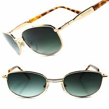 True Vintage Classic 80s 90s Indie Hip Gold Mens Hipster Rectangle Sunglasses