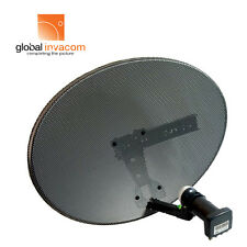 HQ Sky / Freesat Satellite Dish Zone2 -Octo LNB HD - Sky, Astra, Hotbird