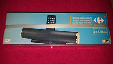 IPHONE IPOD DOCKING STATION SPEAKERS AND CHARGER - NEW