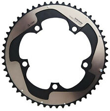 SRAM Red Yaw 2x10 Speed Alloy Hidden Bolt Chainring 110mm BCD - 50t