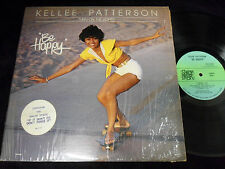KELLEE PATTERSON LP: Turn On The Lights Be Happy,Shady Brook Soul, 1977