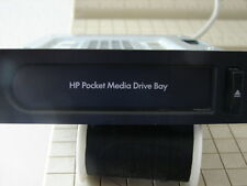 ++HP Pavilion++Pocket Media Drive Bay++HP P/N 5003-0667++Charcoal Face++Cable++