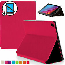 Pink Clam Shell Smart Case Cover Huawei MediaPad T1 7.0 Plus Screen Prot Stylus