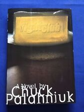 THE FIGHT CLUB - FIRST EDITION BY CHUCK PALAHNIUK
