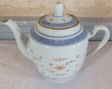 théière verseuse chinoise porcelaine grains de riz chinese tea pot