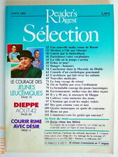 SÉLECTION DU READER'S DIGEST DE AOÛT 1992