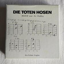 Die Toten Hosen - Musik war ihr Hobby - nur Box-Hülle