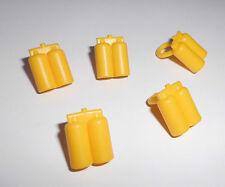 Lego (3838) 5 Lufttanks, in gelb aus 7208 7206 7207 7287 4430 7739 7945 7239