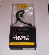 Jabra Wave Wind- Noise Reduction Corded 3.5 & 5mm Stereo Headset  (New)