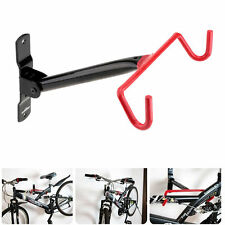 Cycling Bike Storage Garage Wall Mount Rack Hanger Bicycle Steel Hook Holder New