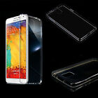 Ultra Thin Slim Crystal Clear Soft Silicone TPU Case Cover Skin fr LG Samsung jk