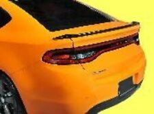 PAINTED DODGE DART 2013 2014 FLUSH MOUNT SPOILER NEW ALL COLORS