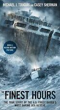 THE FINEST HOURS: TRUE STORY OF THE US COAST GUARD'S MOST DARING SEA RESCUE..WOW