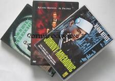JOHNNY MNEMONIC L'AVVOCATO DEL DIAVOLO MATRIX RELOADED KEANU REEVES DVD