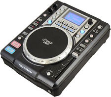 Pyle PDCDTP620M New Digital DJ Media Player And Controller With DJ Software