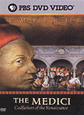 Empires - The Medici: Godfathers of the Renaissance (DVD, 2005)