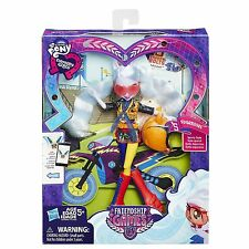 My Little Pony Equestria Girls pillola Bambola Stile Sportivo Motocross