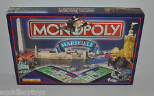 MONOPOLY MARSEILLES (France) Board Game 2000 Winning Moves